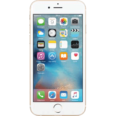 Klik hier om een Apple iPhone 6s 32GB Gold te bestellen