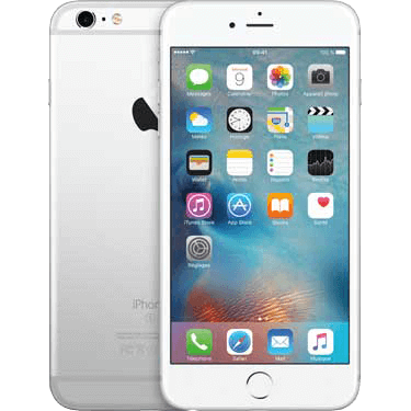 Klik hier om een Apple iPhone 6s 32GB Silver te bestellen