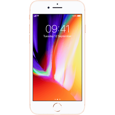 Klik hier om een Apple iPhone 8 64GB Gold te bestellen
