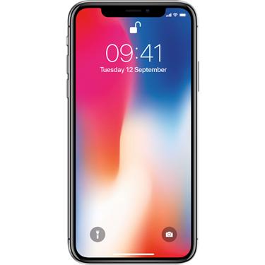 Klik hier om een Apple iPhone X 256GB Space Grey te bestellen