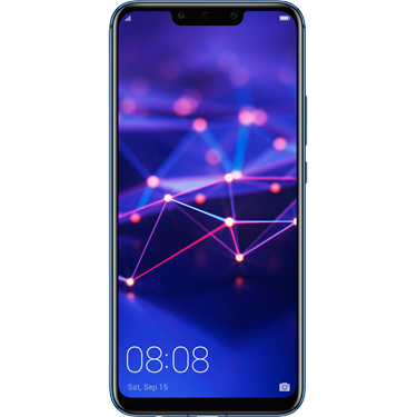 Klik hier om een Huawei Mate20 lite Blue te bestellen