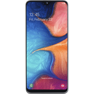 Klik hier om een Samsung Galaxy A20e White te bestellen
