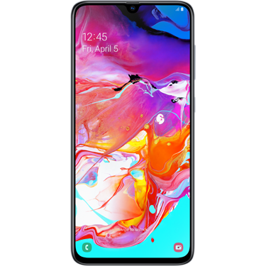 Klik hier om een Samsung Galaxy A70 White te bestellen