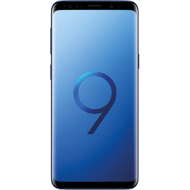 Klik hier om een Samsung Galaxy S9 Coral Blue te bestellen